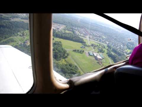 Learning to fly a Plane I/II - The Take Off