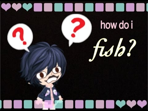 LINE Play - How To Fish