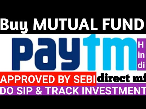 Paytm Mutual fund| buy Mutual fund sip from Paytm money| Paytm Mutual fund app| Paytm direct funds