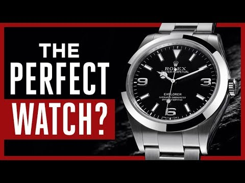 PERFECT Watch?  5 Reasons Rolex Explorer 214270 Is AWESOME