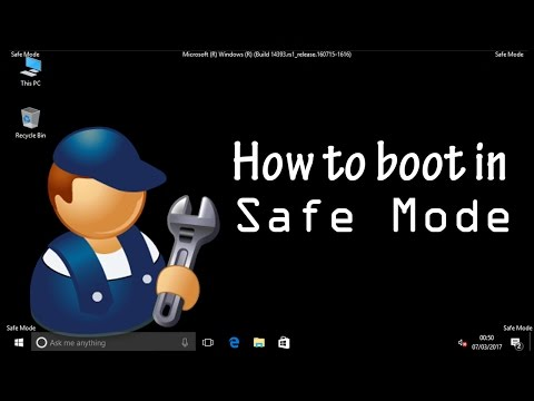 How To Boot into Safe Mode on Windows 10/8/8.1 - 3 Ways