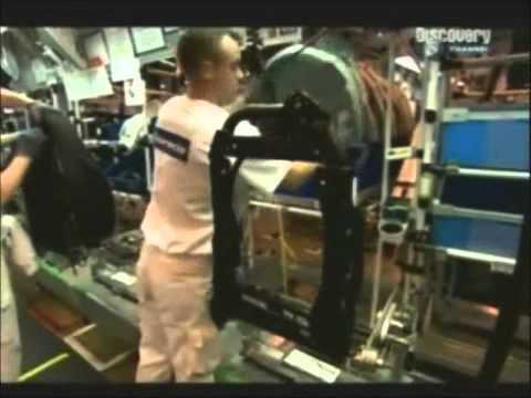 Video como se hacen los asientos de los coches
