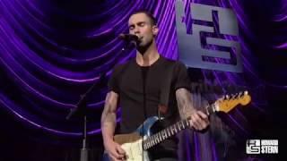 "Adam Levine Performs ""Purple Rain"" At The Howard Stern Birthday Bash on SiriusXM"