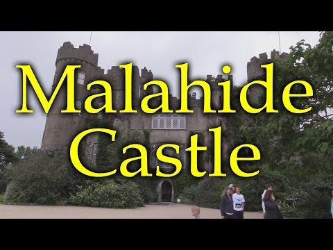 Malahide Castle - Ireland