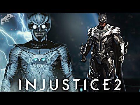 Injustice 2 Online - EPIC OWLMAN LOADOUT!