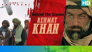 Behind The Scenes – Rehmat Khan | Manav Vij | Laal Kaptaan – 18th October 2019 | Aanand L Rai