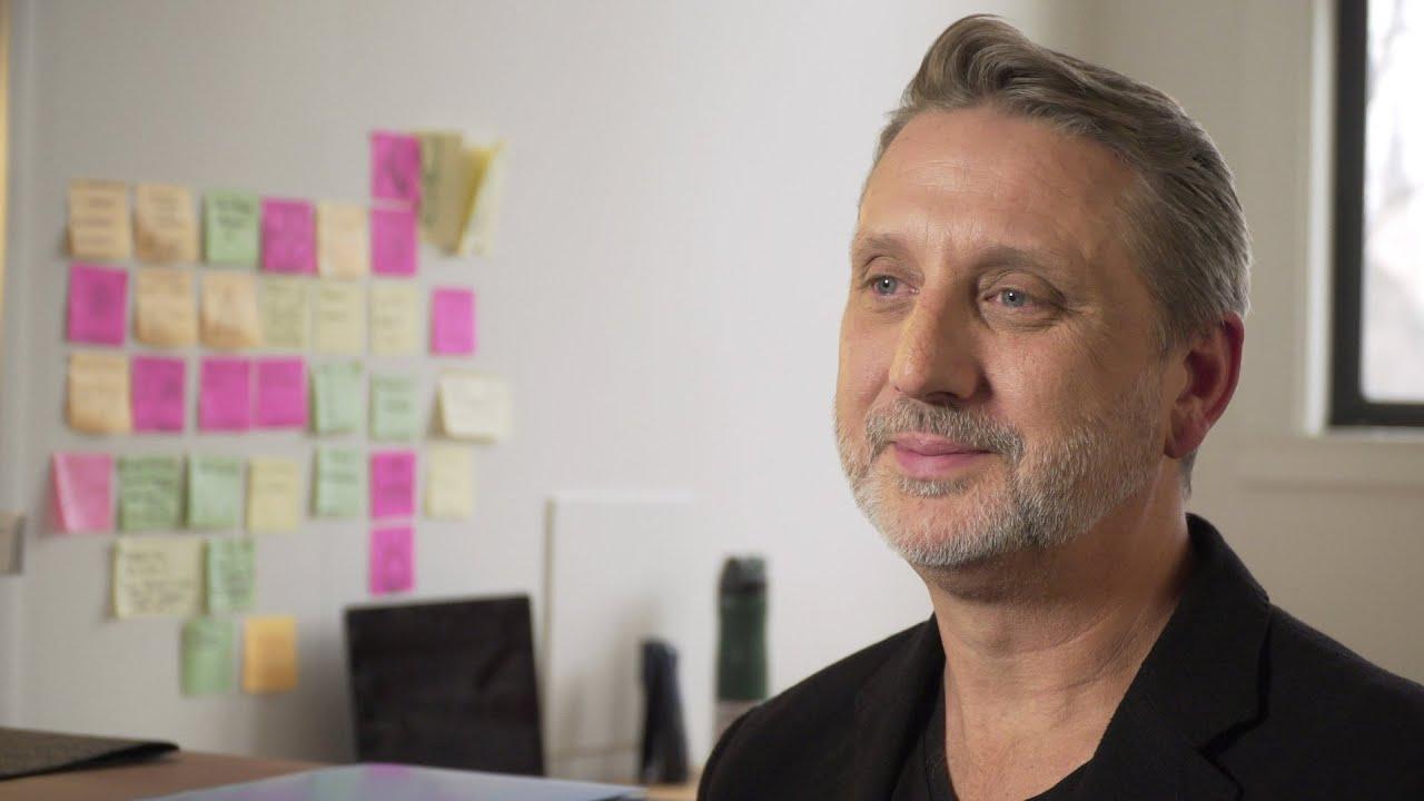 Tim Morton - Cregg Family Director of the Program in Collaborative Innovation