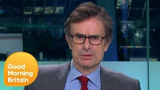 Robert Peston Analyses General Election Results | Good Morning Britain