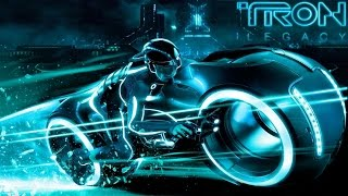 Daft Punk - Tron Legacy - The Game Has Changed (non Official Music Video)