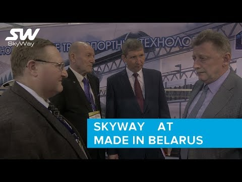 Made in Belarus: Kiryl Badulin Compares SkyWay with Cableway