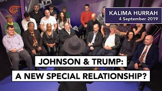 Boris Johnson and Donald Trump: A New Special Relationship? Kalima Horra on Al Mayadeen