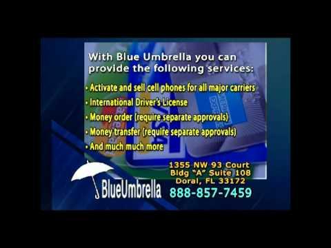 Blue Umbrella 30sec English