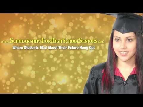 Scholarships For High School Seniors - Back to School