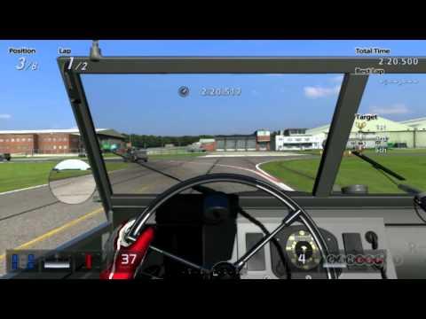 Gran Turismo 5 - Top Gear Challenge Gameplay Movie