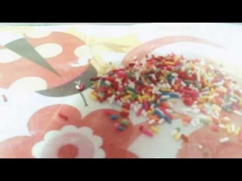 Diy sprinkles | how to make sprinkles!!!!!