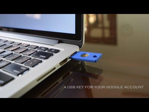 USB Security Key for Google Accounts