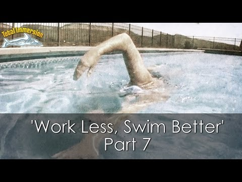 Part 7 - How to 'Work Less, Swim Better' in Triathlon
