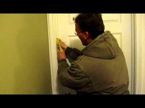 Bedroom door lock will not unlock.