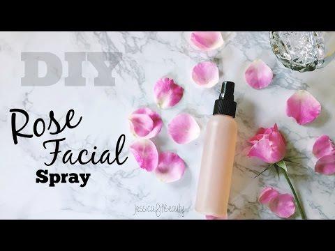 DIY MARIO BADESCU ROSE SPRAY | JessicaFitBeauty