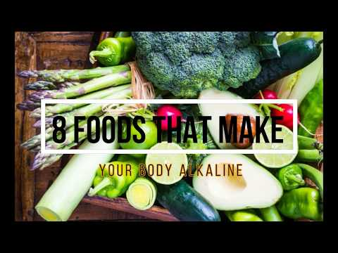 Foods That Keep Your Body Alkaline