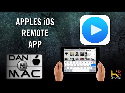 Control your music on your Mac from your iOS device