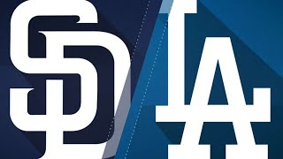 Dodgers offense surges in a 14-0 victory: 9/23/18
