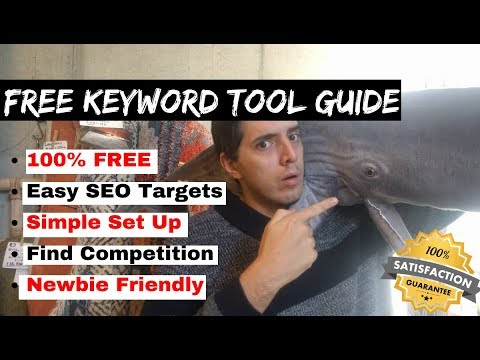 KeywordShitter How To Guide With Keyword Competition Analyzer