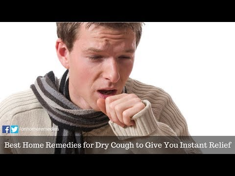 Best Home Remedies for Dry Cough to Give You Instant Relief