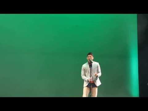 TeleseryeBida Vancouver 2013- Rayver Cruz [Suit & Tie/Mirrors]