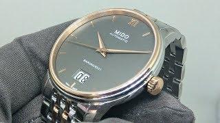 【百年大日子】mido 美度 Baroncelli 永恆系列 Big Date 大日期腕錶
