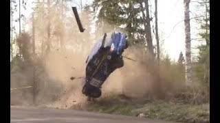 KIRRAA! 1 -The Best of Finnish rally Crash & Action 2017