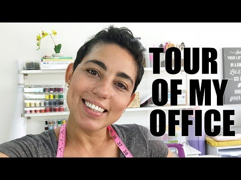 A TOUR OF THE MIMI G STYLE OFFICE