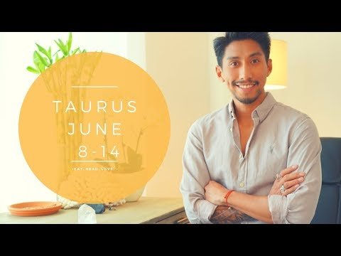 "TAURUS  SOULMATE ""NOT READY"" JUNE 8 -14 WEEKLY  LOVE TAROT READING"