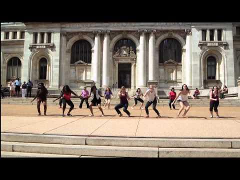Ronal's Birthday Flash Mob in DC!