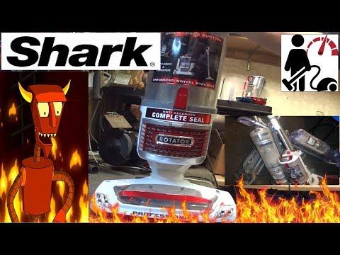 How to FIx Any Shark Navigator Lift-Away rocket professional vacuum.