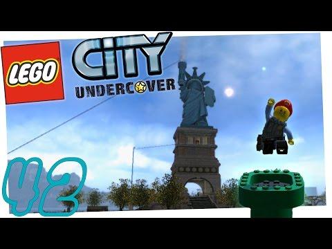 LADY LIBERTY ISLAND zu 100% | Lego City Undercover #42 | Dave