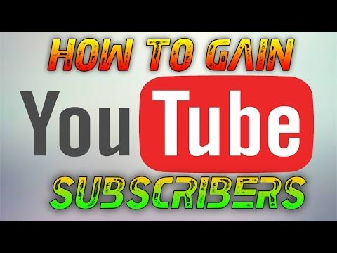 How To Get A Lot Of Subscribers and Views On Youtube 2016 ( How to gain views and subscribers 2016 )