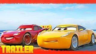 Cars 3 (2017) Disney Nuevo Tráiler Oficial #3 Español