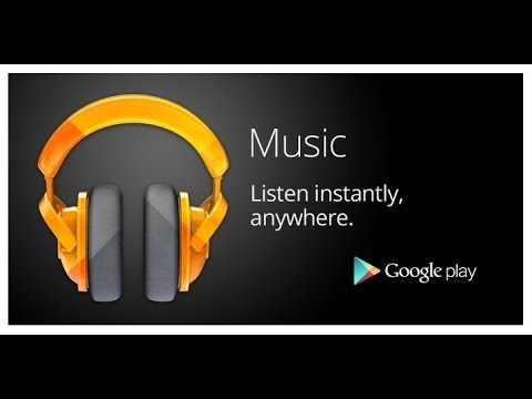 How to download Google Play Music
