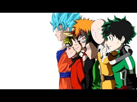 Anime Mash Up Discussion Vlog