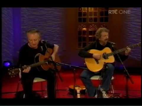 andy irvine & donal lunny   my heart's tonight in ireland RTE TV ireland 2009 kieransirishmusicandsu