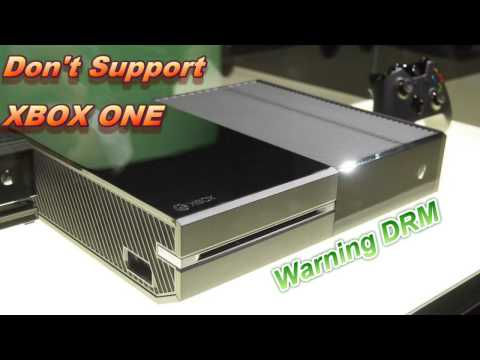 Don't Support XBOX ONE