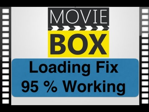 How to make Moviebox Work and actually load videos IOS 9 October 2015 loading fix