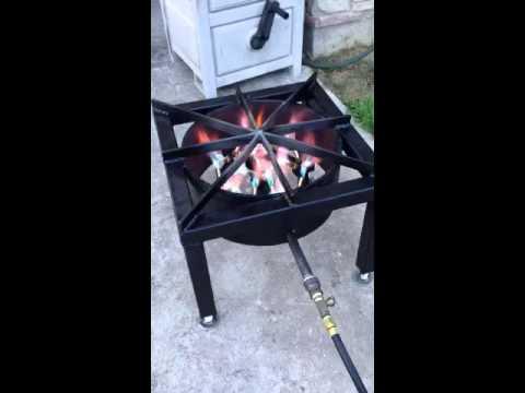 crawfish jet cooker