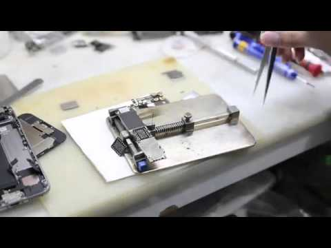 upgrade your iPhone from 16GB to 128GB Hardware Process