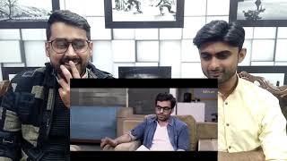 Pakistani Reaction To | Imaandar Sharma with Kartik Aaryan, Ananya Panday & Bhumi Pednekar| REACTION