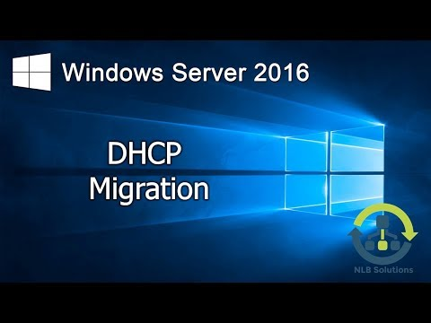 6. DHCP migration from Windows Server 2008R2/2012R2 to Windows Server 2016 (Step by step guide)