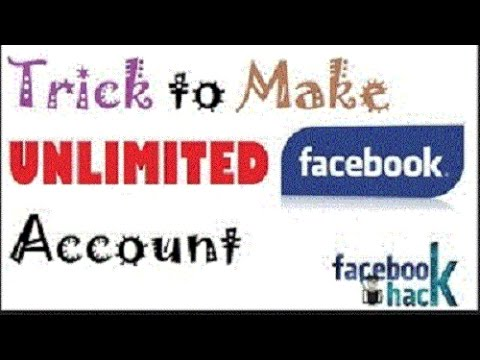 How to make Fake Facebook Account Without Phone Number and email address free