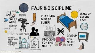 HOW TO WAKE UP FOR FAJR - Nouman Ali Khan Animated