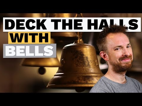 Deck The Halls with Bells and Music Production Presets